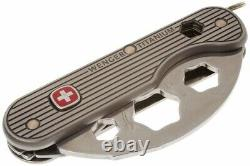 Wenger Titanium 2 Swiss Army Knife (Now Victorinox) Mod. 16998 1.092.042.000