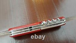 Wenger Wengerinox 1950s Old Cross 91mm, Officer Swiss Army Knife
