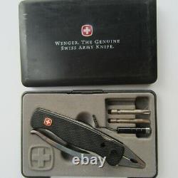 Wenger, genuine Swiss Army Folding Knife Multi-Tool