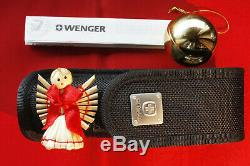 Wenger now Victorinox Swiss Army Knife WENGER ALINGHI