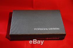 Wenger now Victorinox Swiss Army Knife WENGER Porsche Design