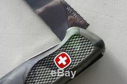 Wenger now Victorinox Swiss Army Knife WENGER Ranger Hardwoods 55