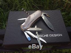 Wenger swiss army knife Porsche Design 35 VERY RARE KNIFE